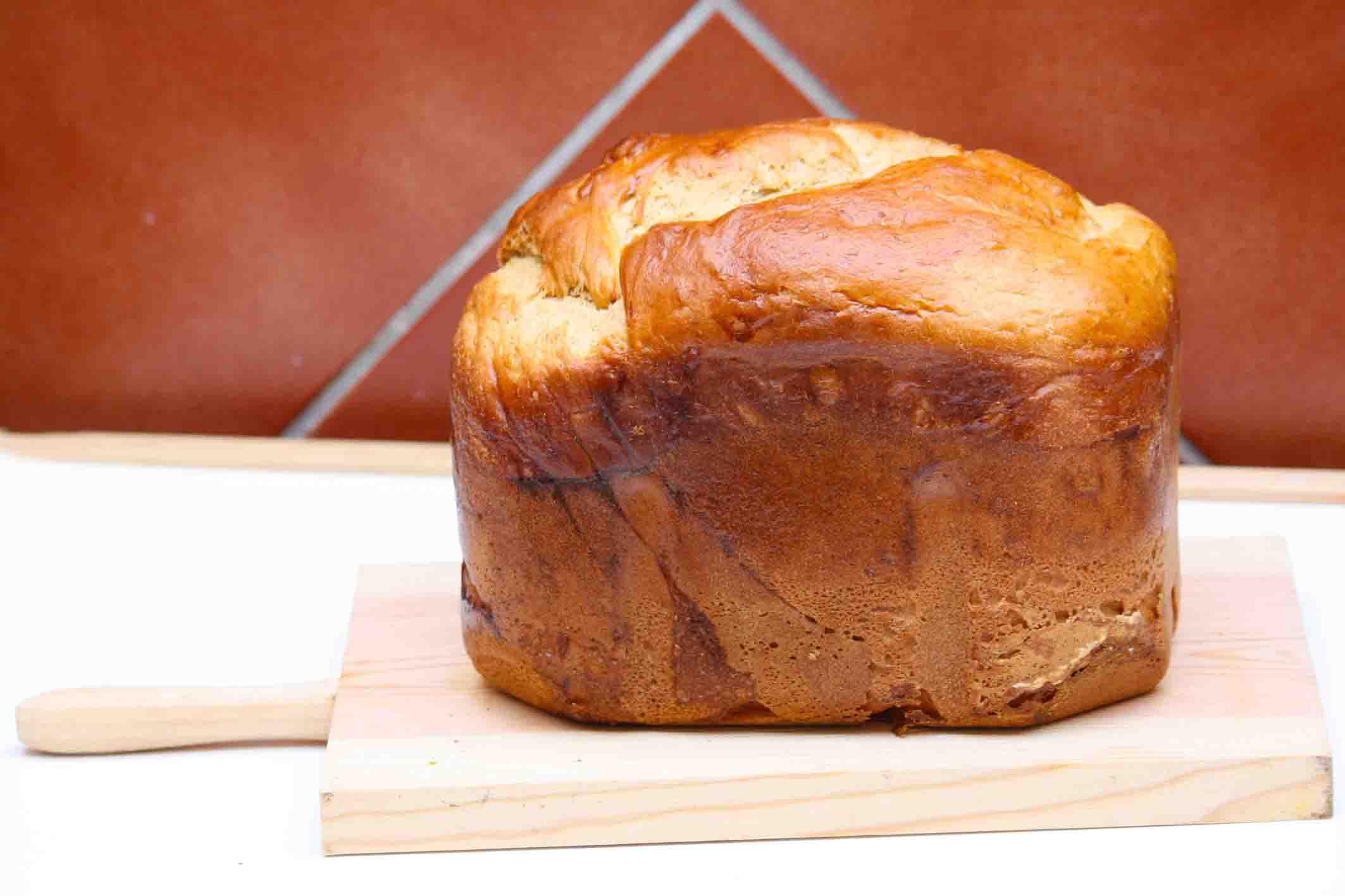 Pan de leche o pan dulce