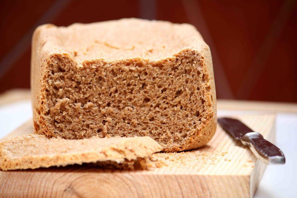 Pan de espelta 100% integral