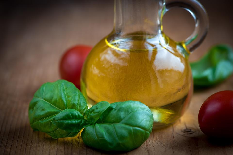 Tipos de aceites vegetales y omegas